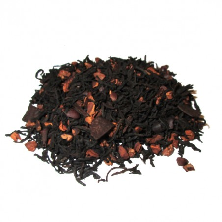 Té negro chocolate