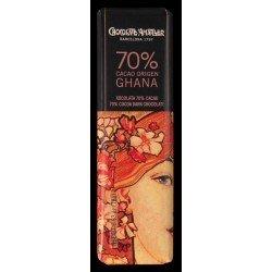 70% CACAO GHANA 18G