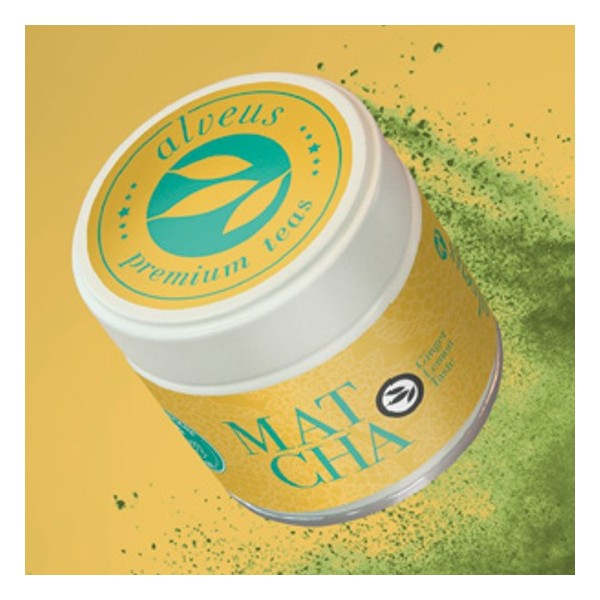 MATCHA GINGER LEMON TASTE 30g